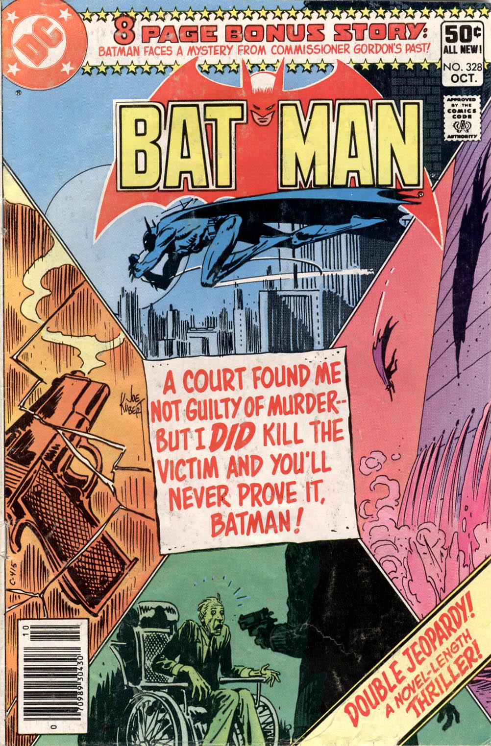Batman (1940) 328 Page 1