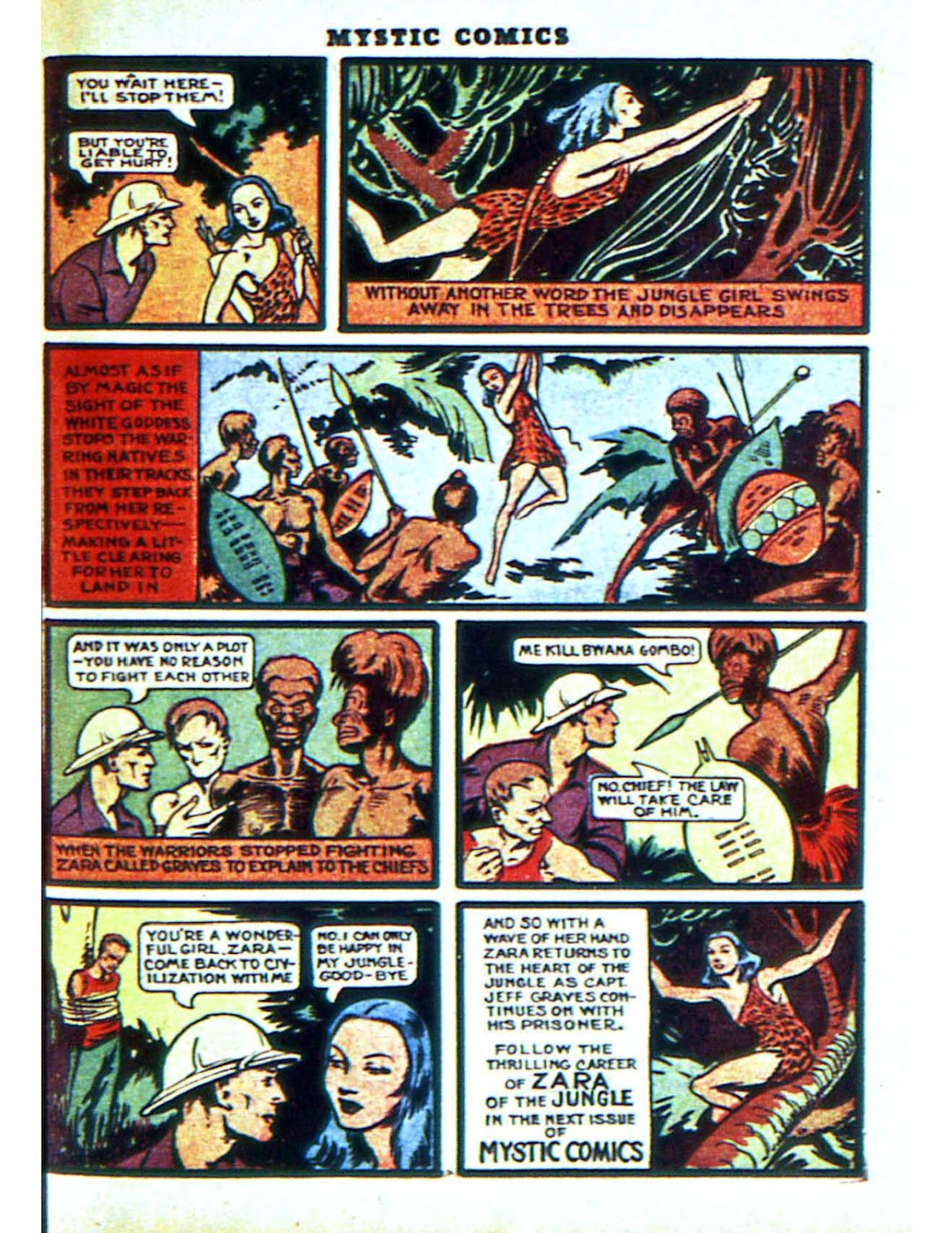 Mystic Comics (1940) issue 2 - Page 59