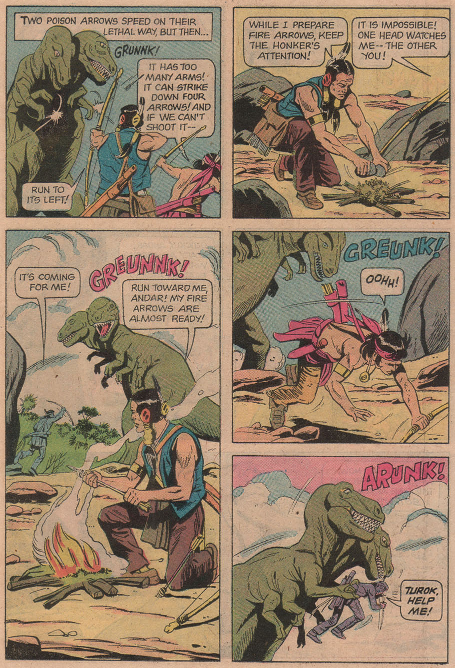 Read online Turok, Son of Stone comic -  Issue #97 - 15