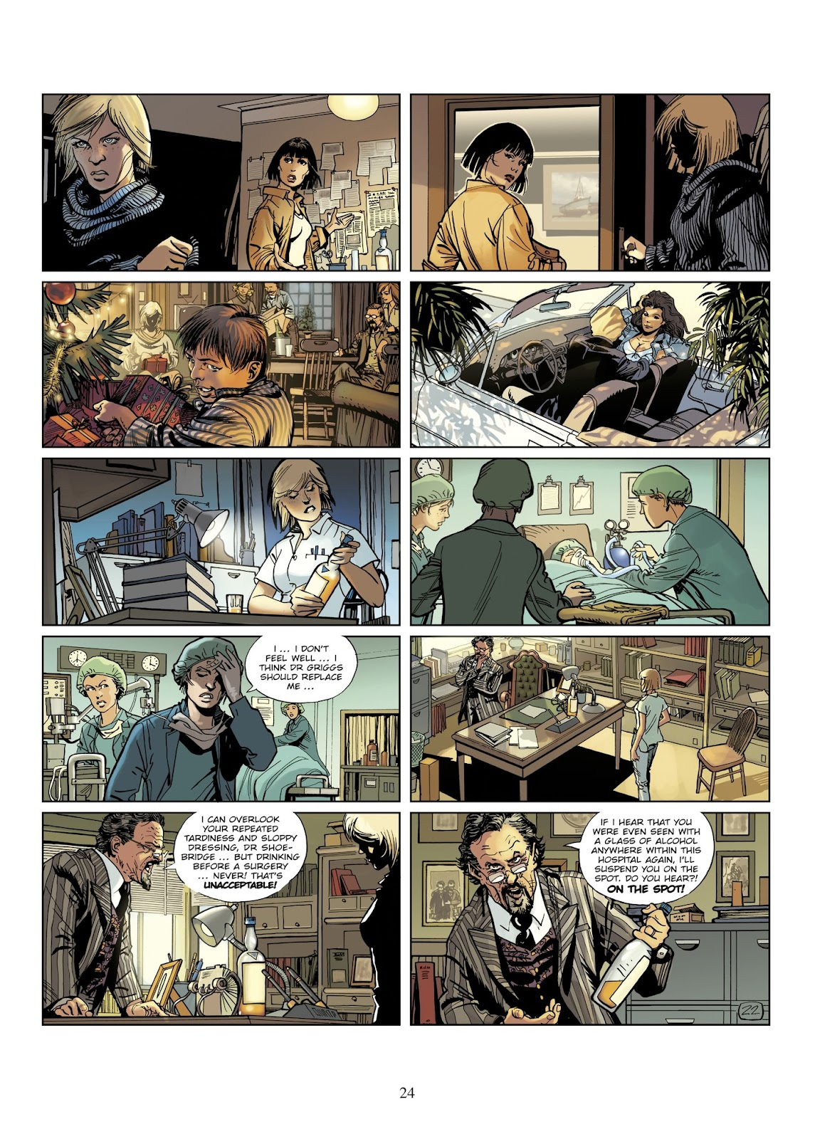XIII Mystery issue 8 - Page 26