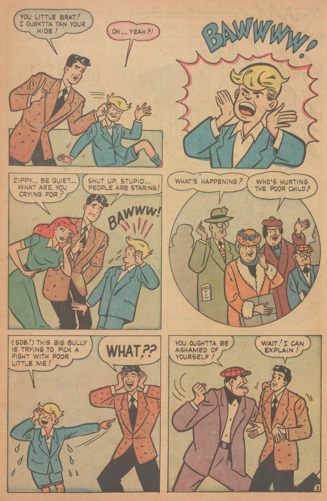 Read online Nellie The Nurse (1945) comic -  Issue #21 - 5