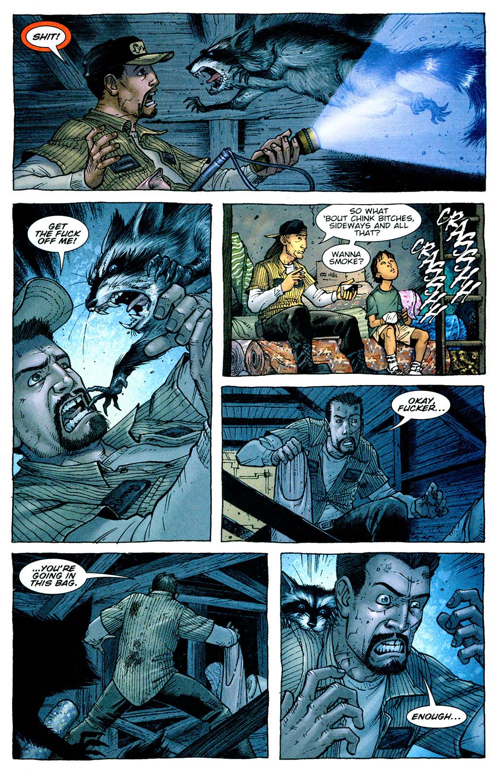 Read online The Exterminators comic -  Issue #1 - 18