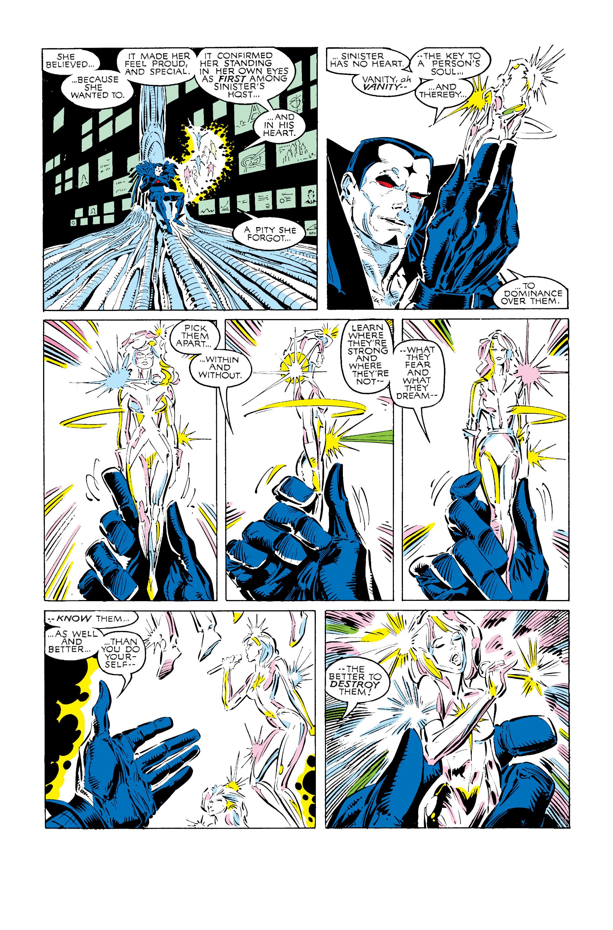 Read online Uncanny X-Men (1963) comic -  Issue #239 - 7
