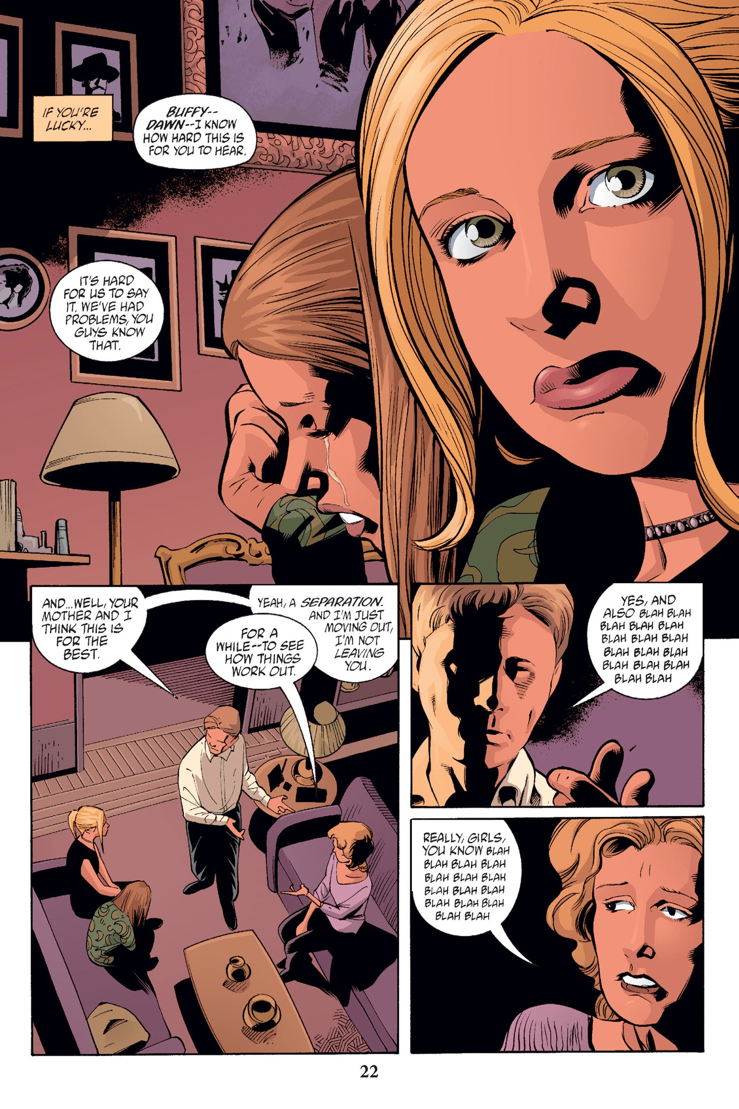 Read online Buffy the Vampire Slayer: Omnibus comic -  Issue # TPB 2 - 21