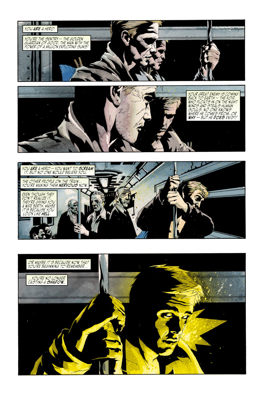 Read online Sentry (2000) comic -  Issue #2 - 20
