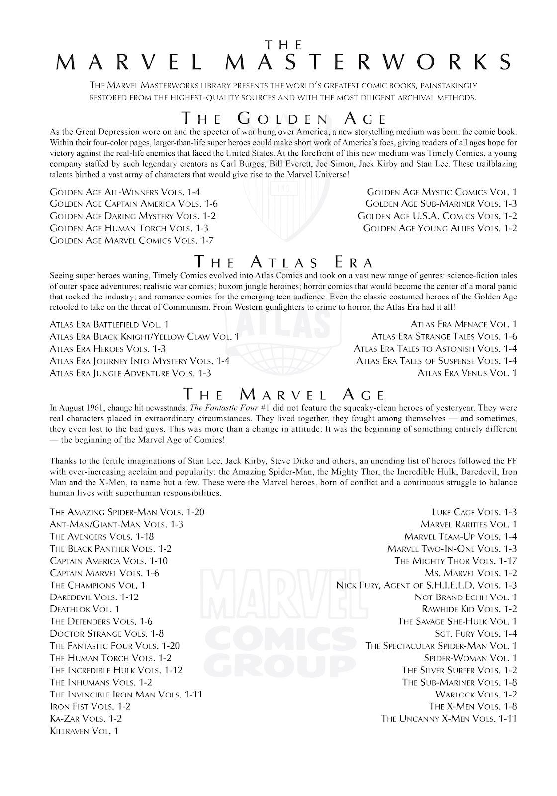 Read online Marvel Masterworks: Luke Cage, Power Man comic -  Issue # TPB 3 (Part 3) - 126