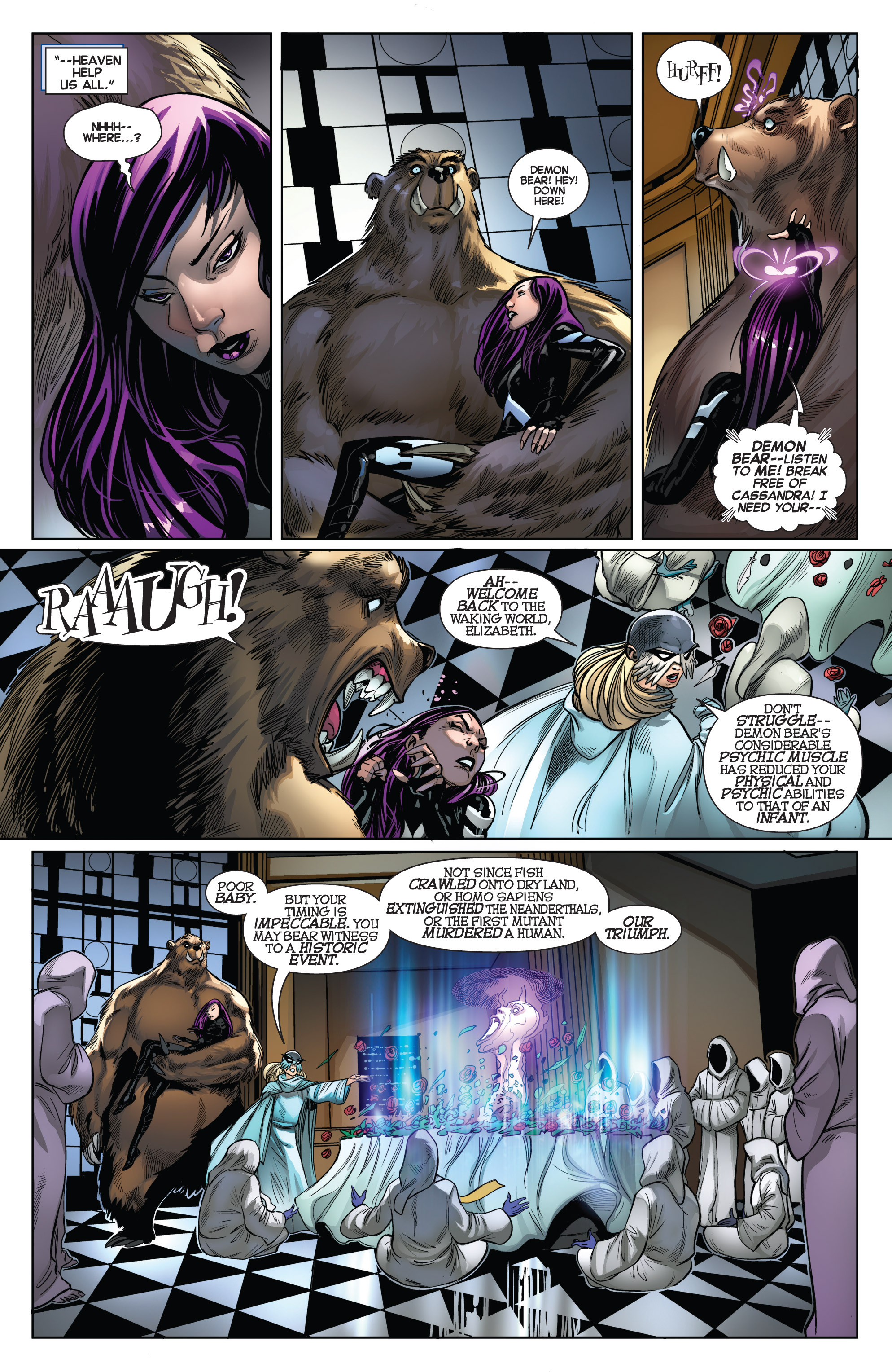 Read online Uncanny X-Force (2013) comic -  Issue #14 - 9