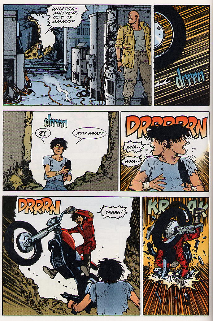 Read online Akira comic -  Issue #26 - 17