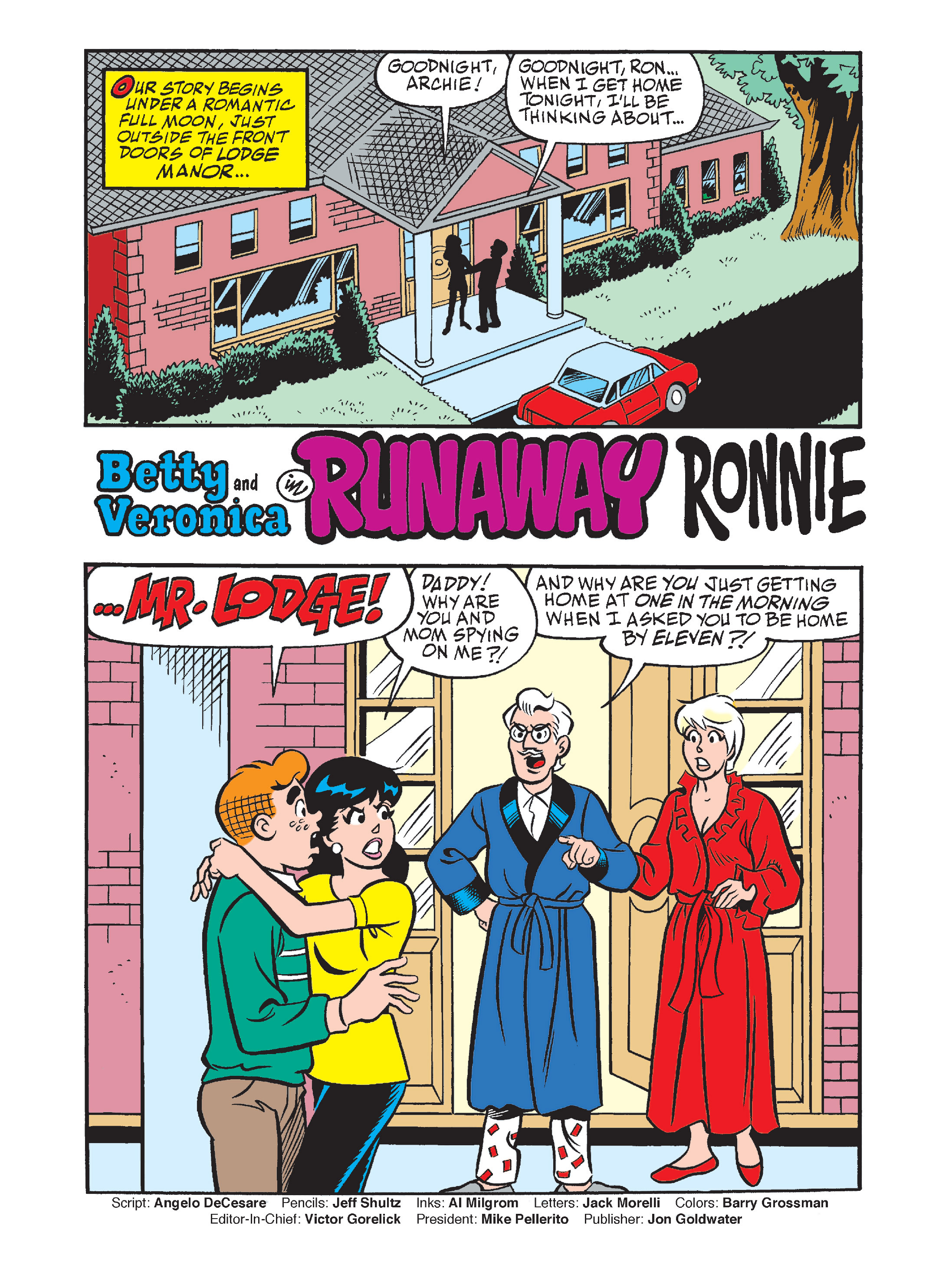 Read online Archie 1000 Page Comics Bonanza comic -  Issue #1 (Part 1) - 41