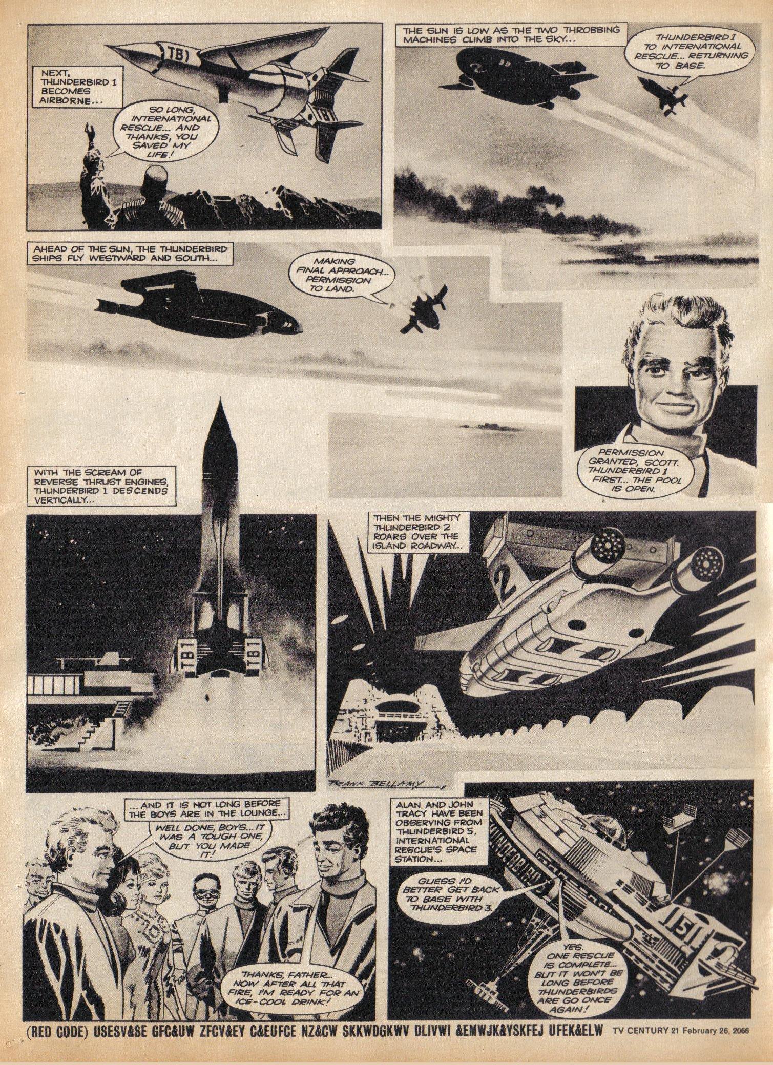 Read online TV Century 21 (TV 21) comic -  Issue #58 - 13