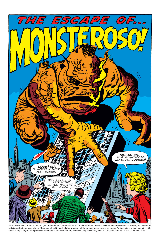 Read online Amazing Adventures (1961) comic -  Issue #5 - 2