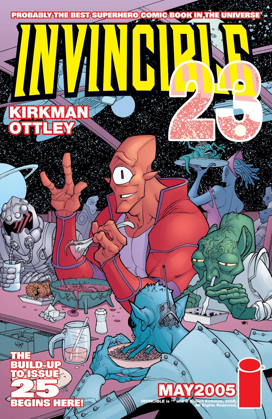 Invincible (2003) 22 Page 25