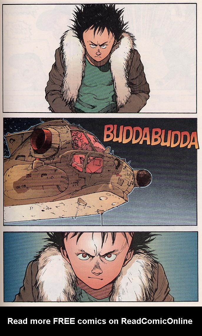 Read online Akira comic -  Issue #9 - 39