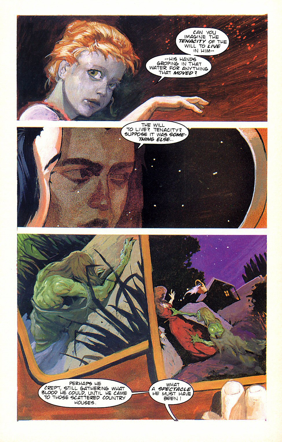 Read online Anne Rice's Interview with the Vampire comic -  Issue #6 - 14