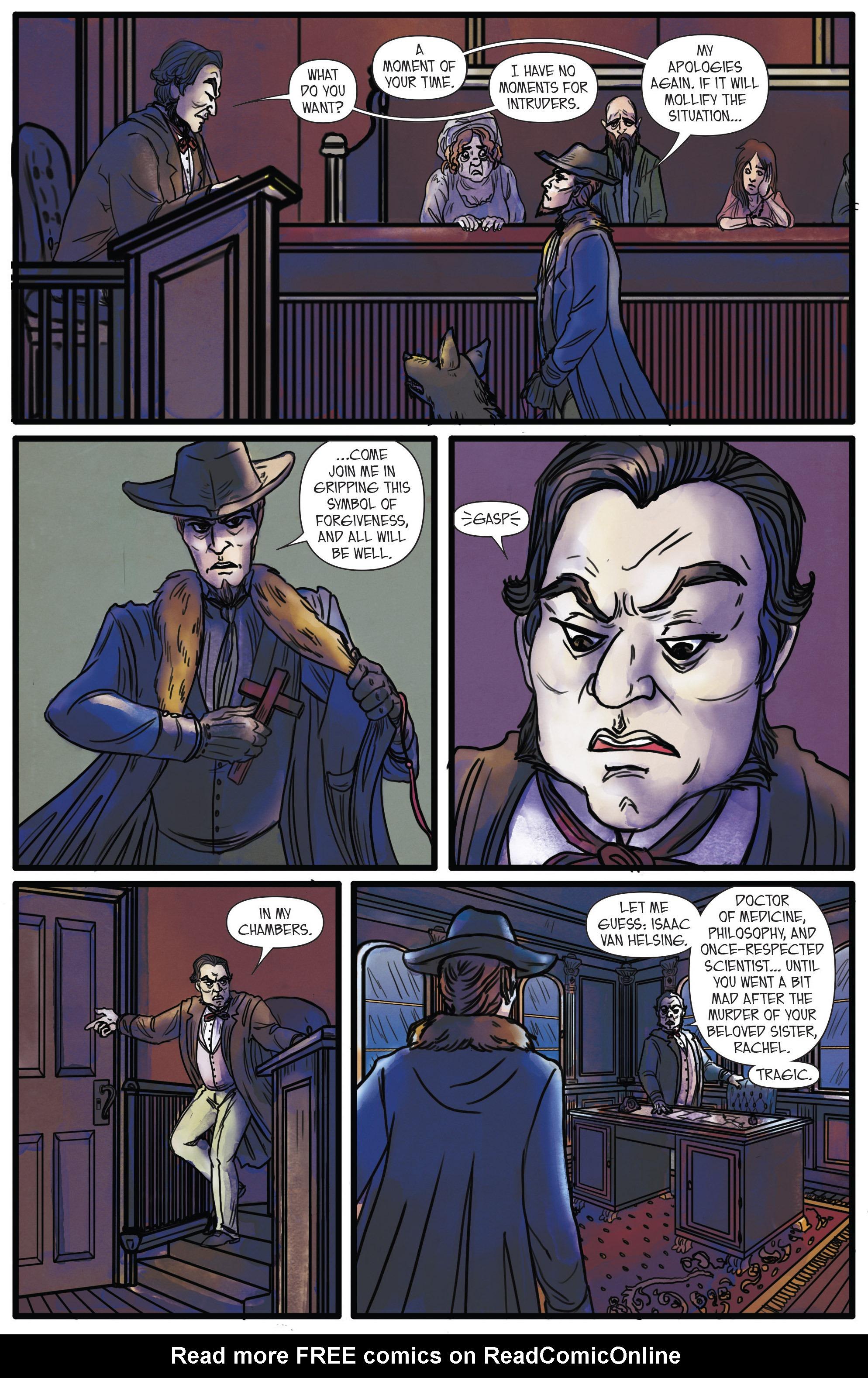 Read online Artful comic -  Issue #2 - 4