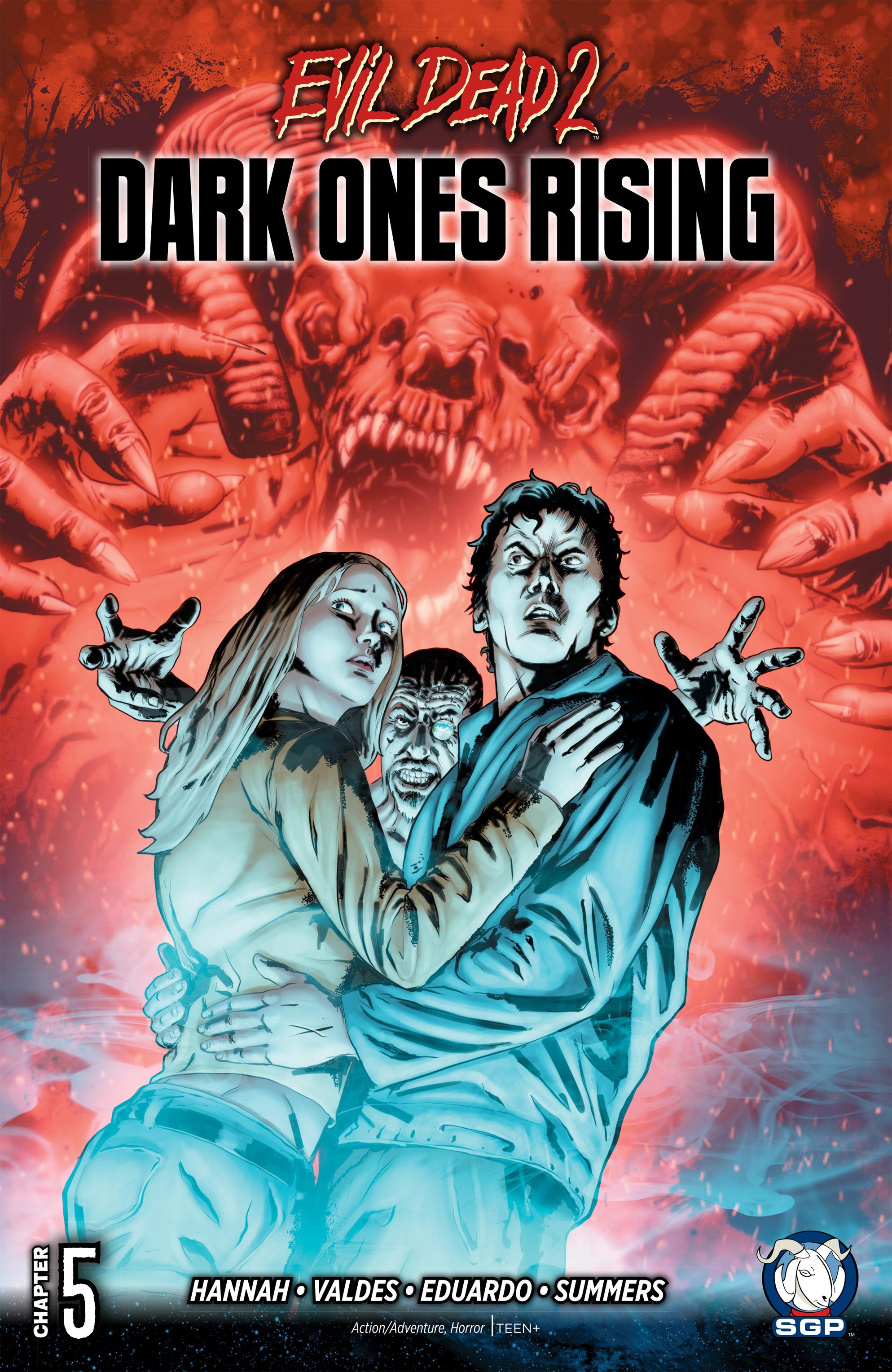 Read online Evil Dead 2: Dark Ones Rising comic -  Issue #5 - 1