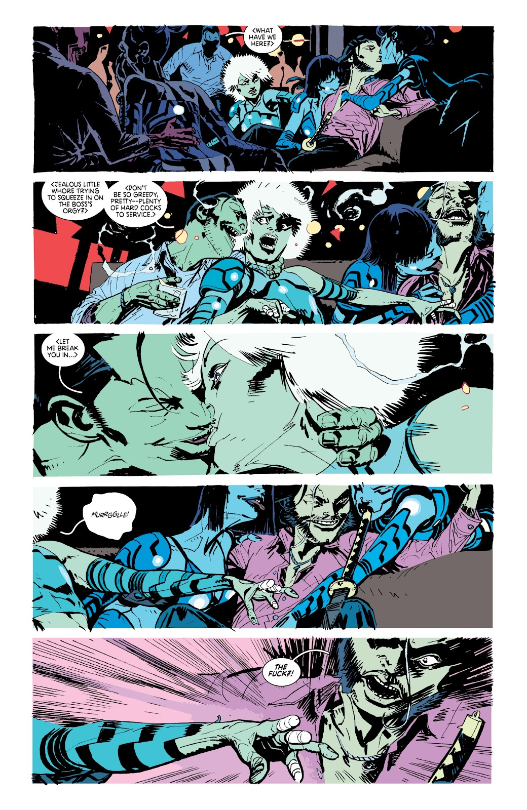 Read online Deadly Class comic -  Issue #37 - 14