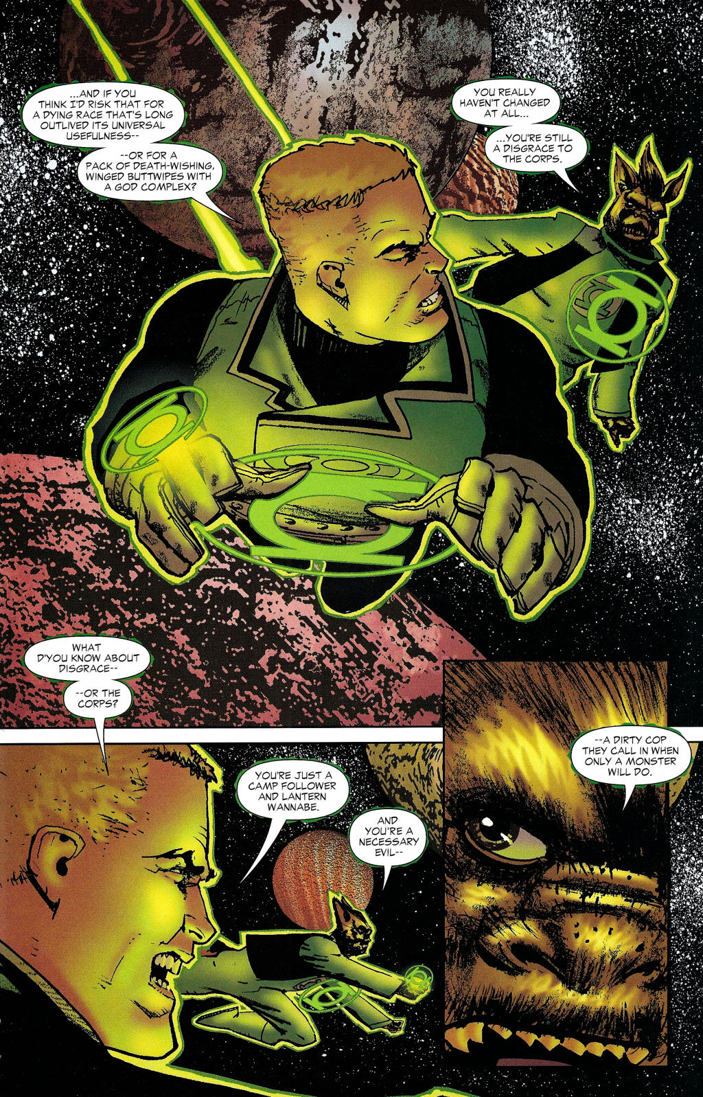 Read online Guy Gardner: Collateral Damage comic -  Issue #1 - 28