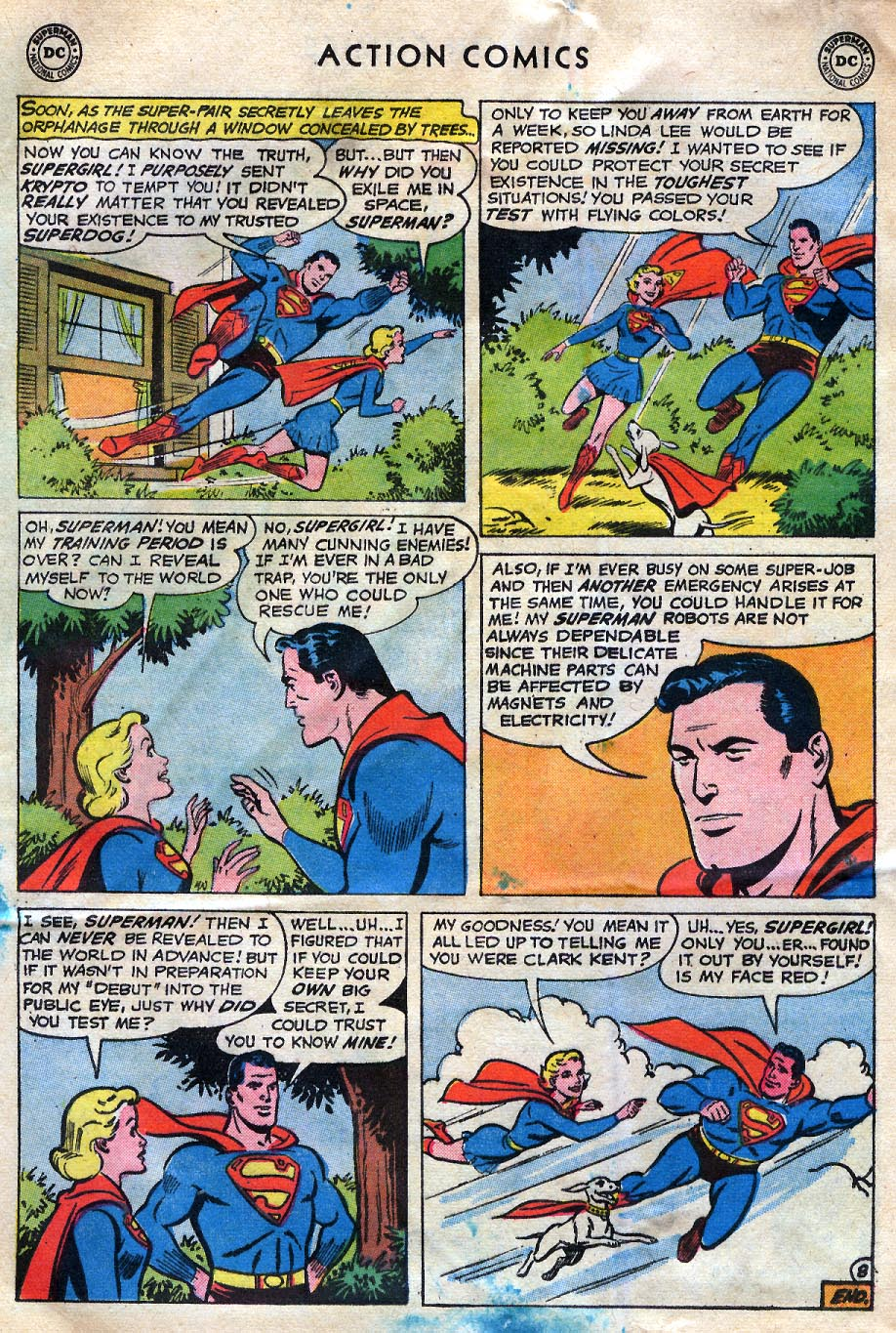 Read online Action Comics (1938) comic -  Issue #258 - 32