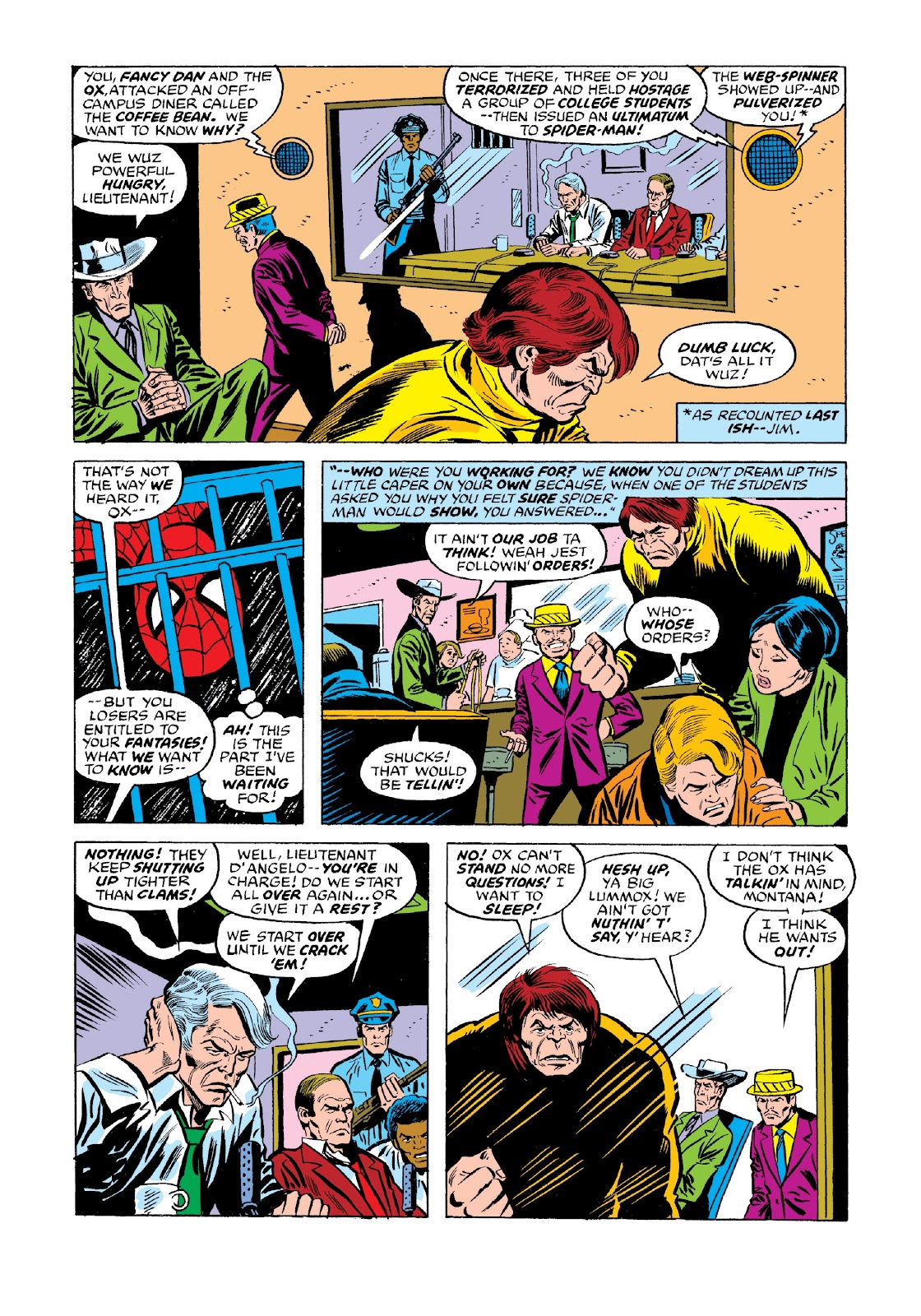 Read online Marvel Masterworks: The Spectacular Spider-Man comic -  Issue # TPB 2 (Part 1) - 83