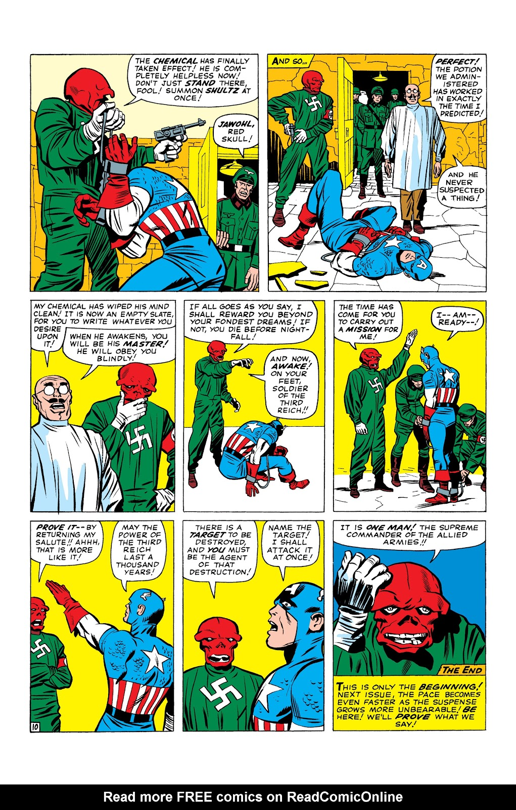 Tales of Suspense (1959) issue 66 - Page 23