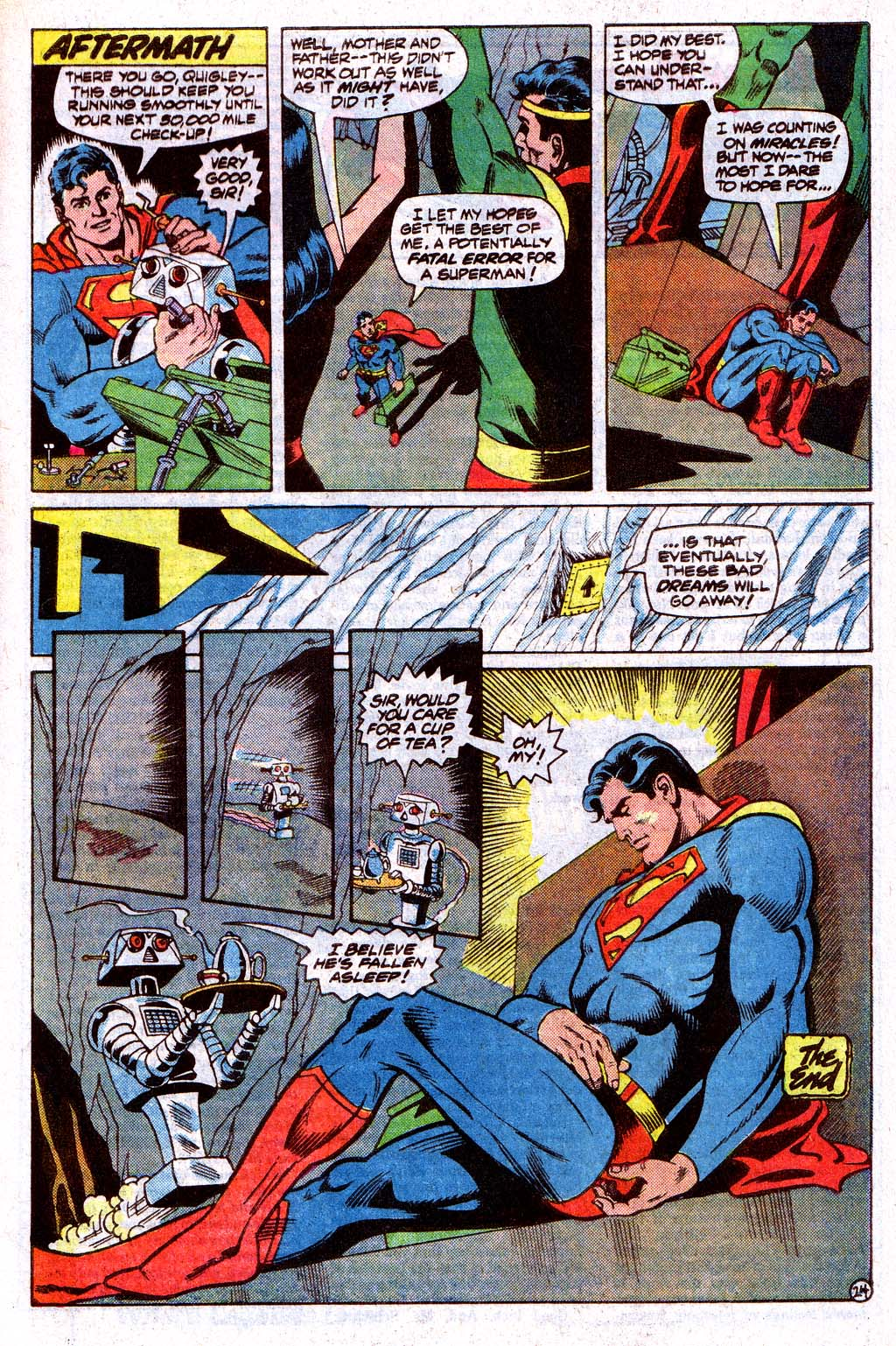 Read online Action Comics (1938) comic -  Issue #582 - 33