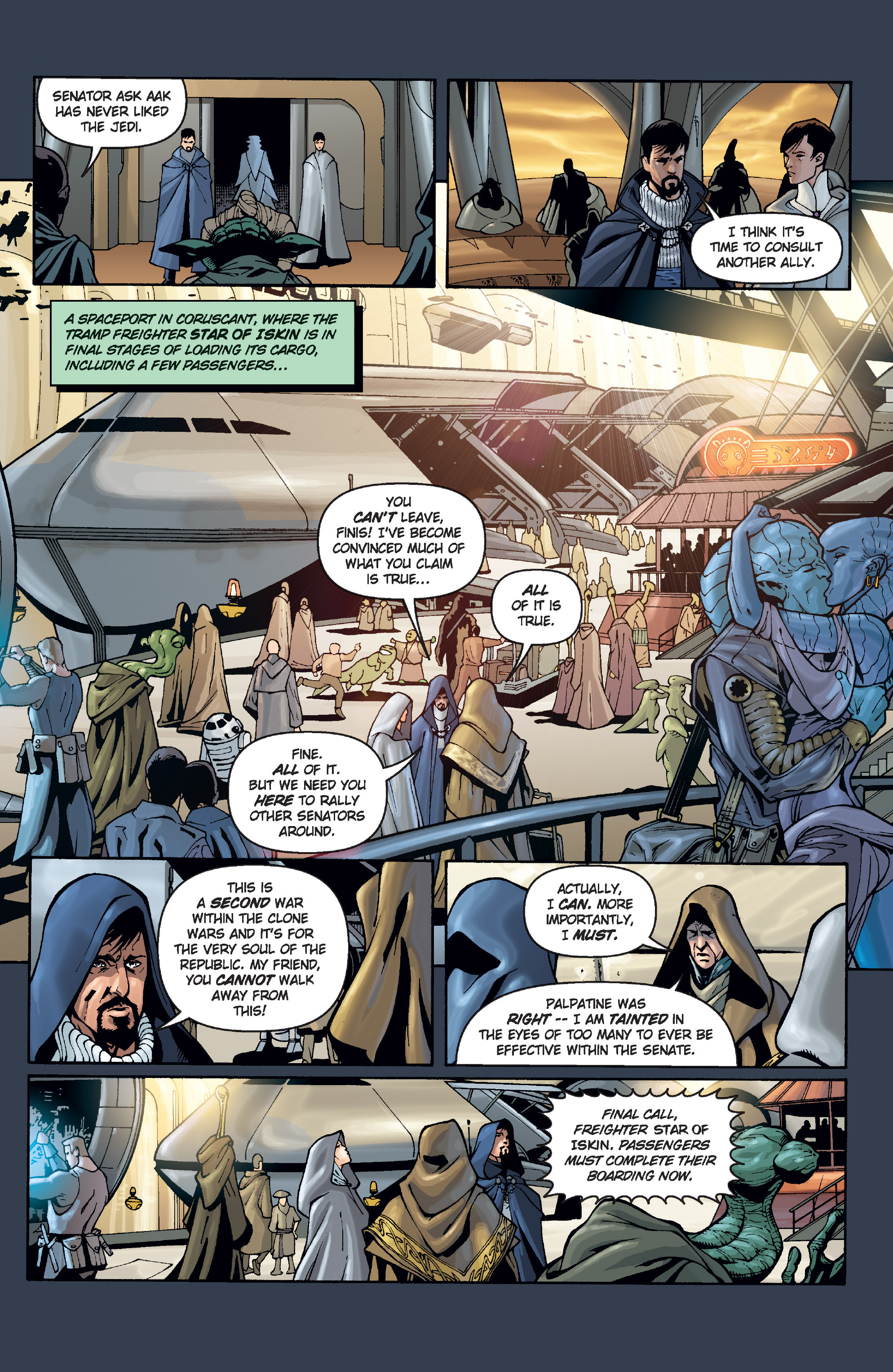 Read online Star Wars Omnibus comic -  Issue # Vol. 24 - 374