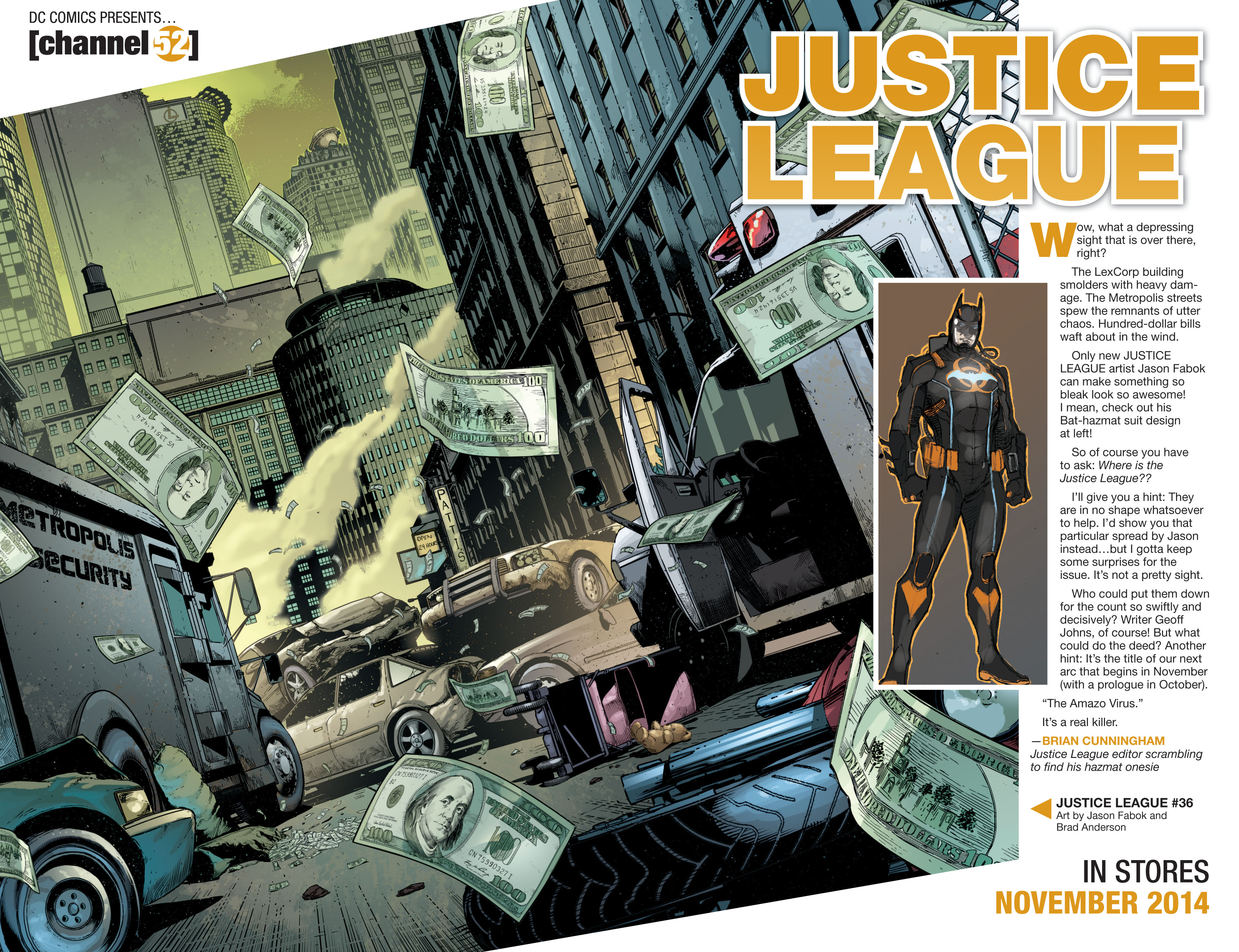 Read online Batman and Robin (2011) comic -  Issue #35 - 22