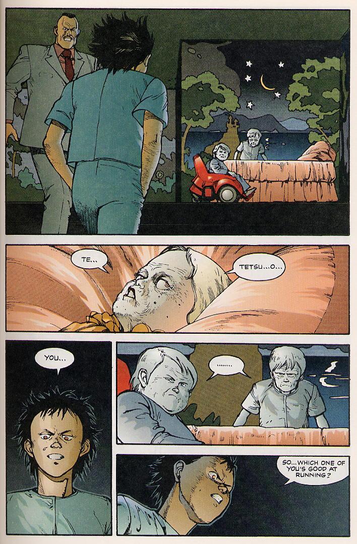 Read online Akira comic -  Issue #8 - 25
