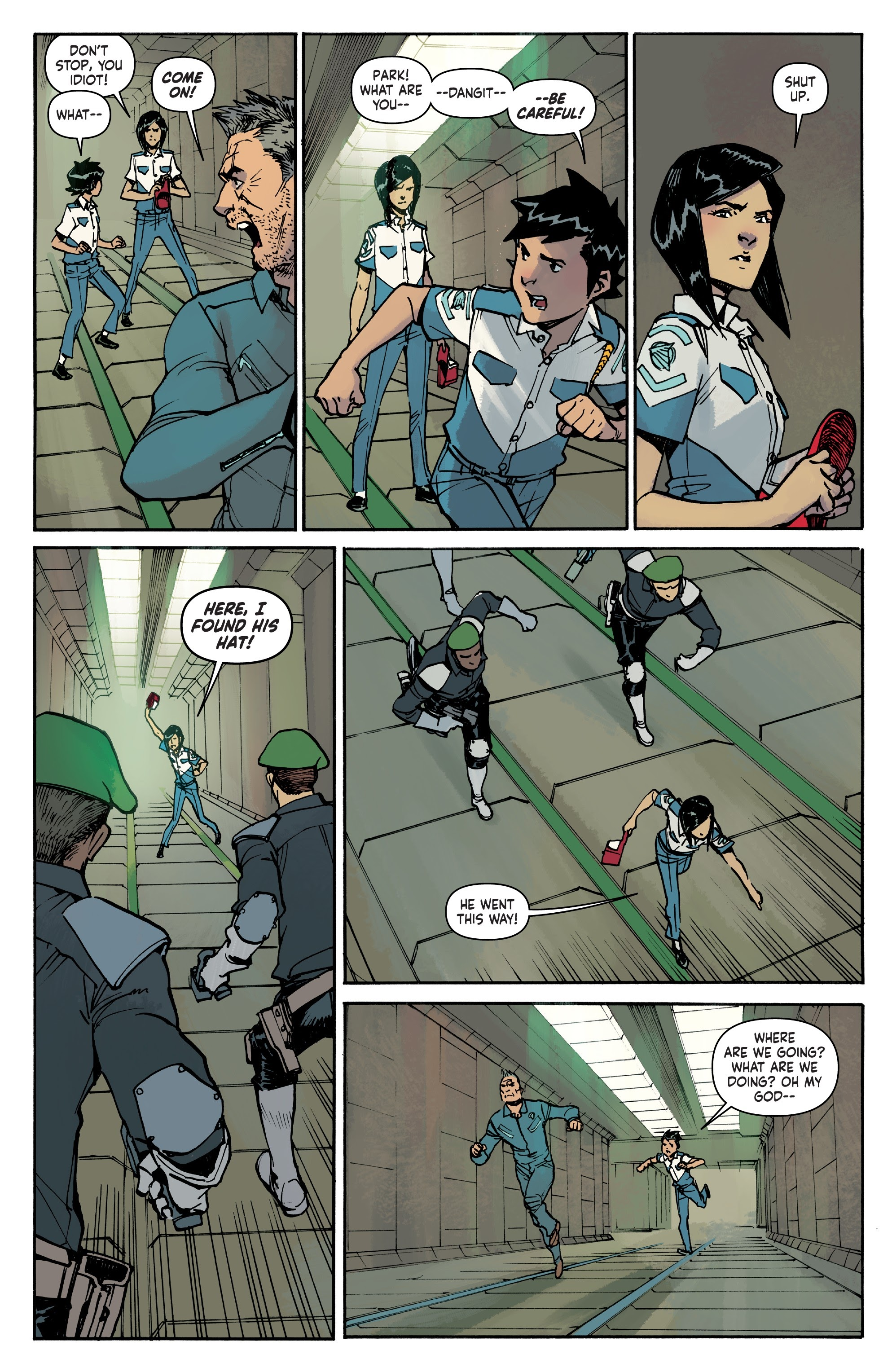 Mech Cadet Yu #_TPB_2 #15 - English 68