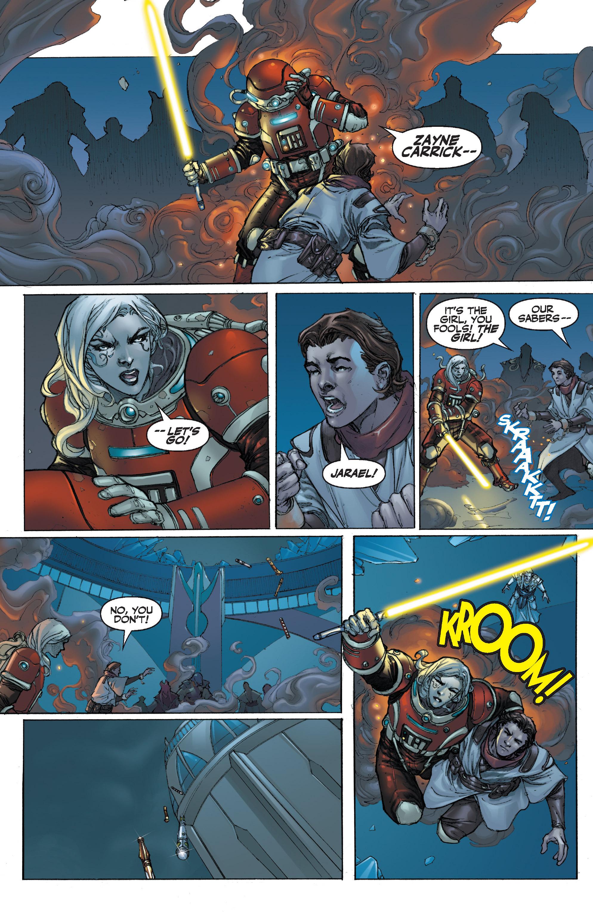 Read online Star Wars Omnibus comic -  Issue # Vol. 29 - 136