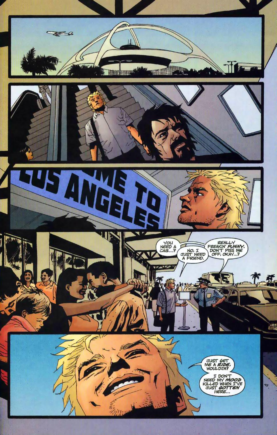 Wildcats (1999) Issue #17 #18 - English 21