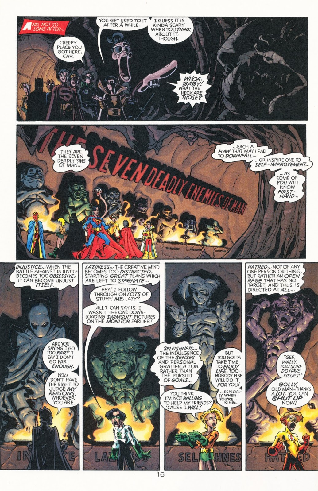 Sins of Youth issue JLA Jr. - Page 24