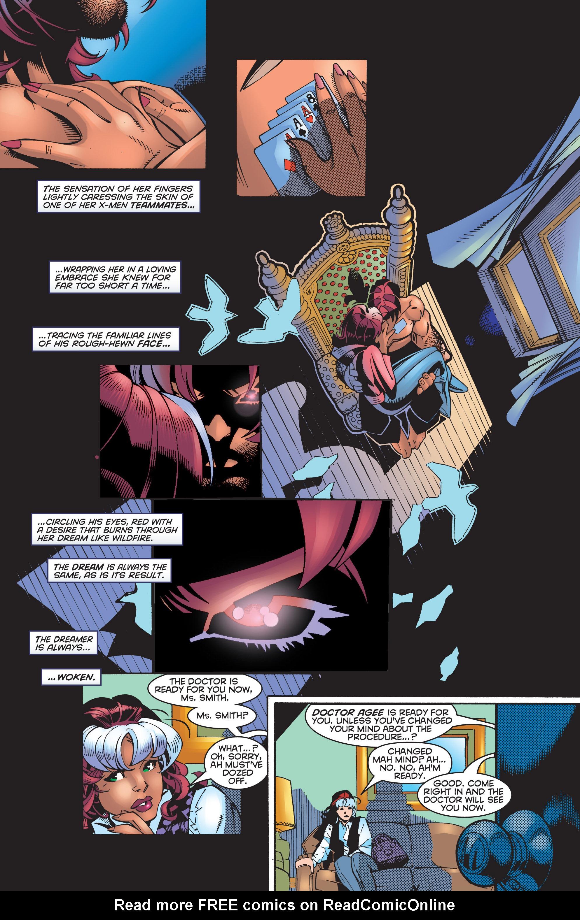 Read online Uncanny X-Men (1963) comic -  Issue #359 - 3