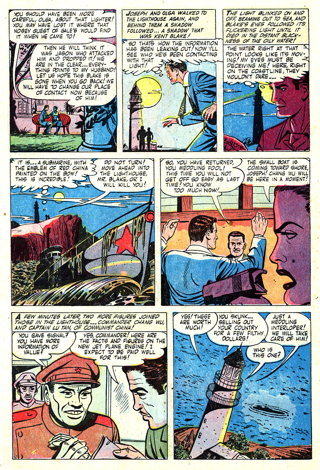 Kent Blake of the Secret Service issue 5 - Page 30