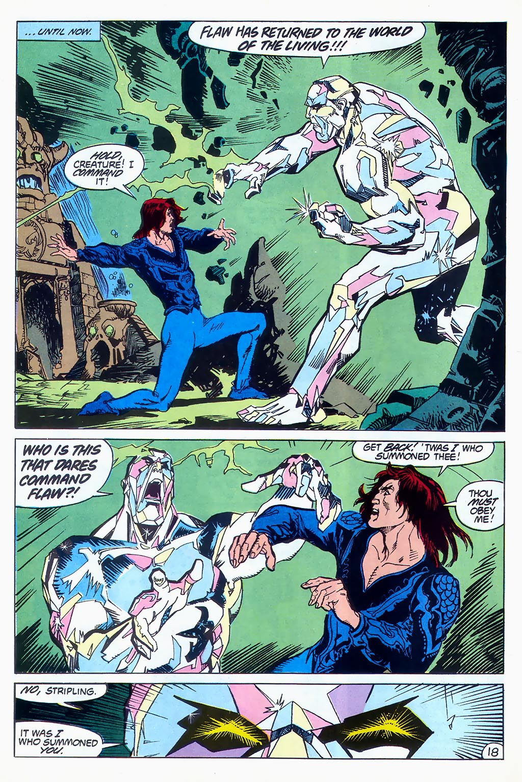 Read online Amethyst (1987) comic -  Issue #1 - 21