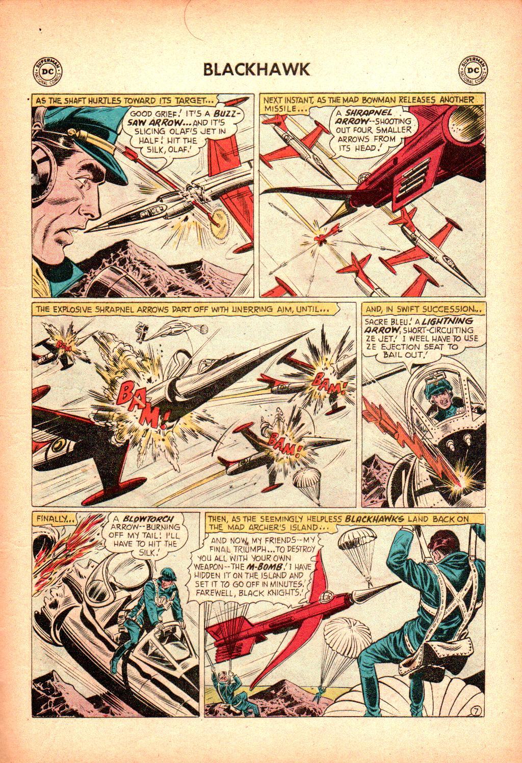 Blackhawk (1957) Issue #128 #21 - English 9