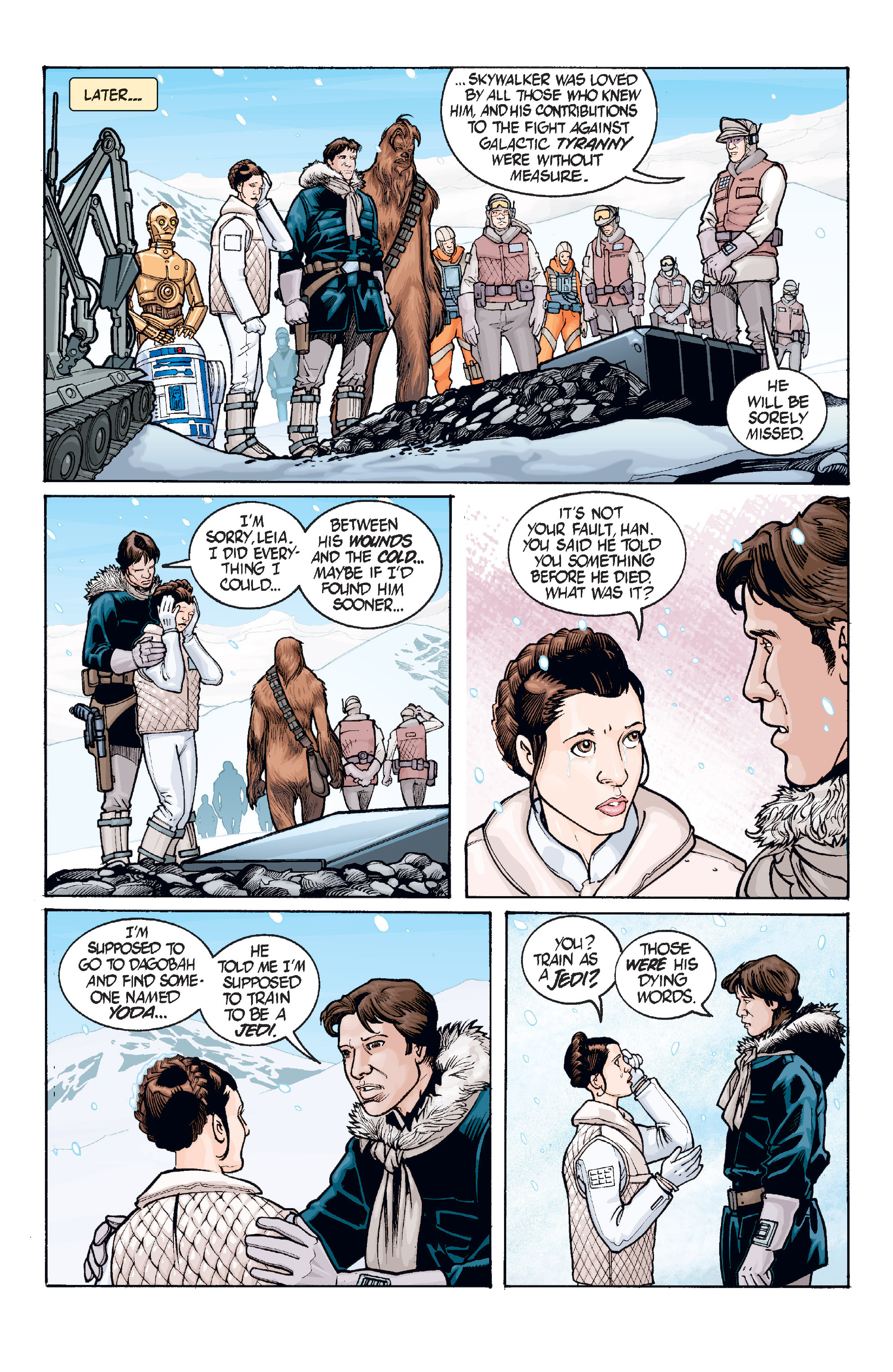 Read online Star Wars Omnibus comic -  Issue # Vol. 27 - 105