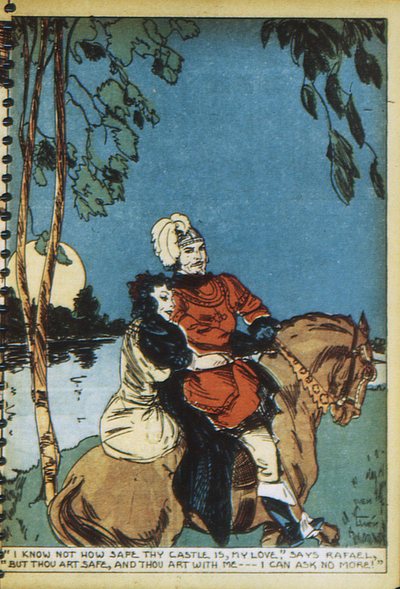 Read online Adventure Comics (1938) comic -  Issue #13 - 61