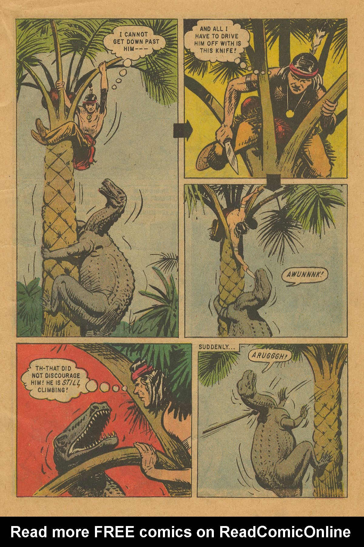 Read online Turok, Son of Stone comic -  Issue #22 - 9