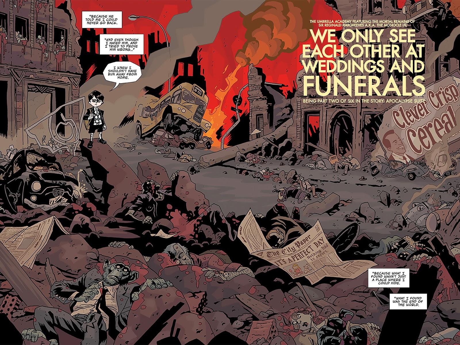 The Umbrella Academy: Apocalypse Suite issue 2 - Page 7