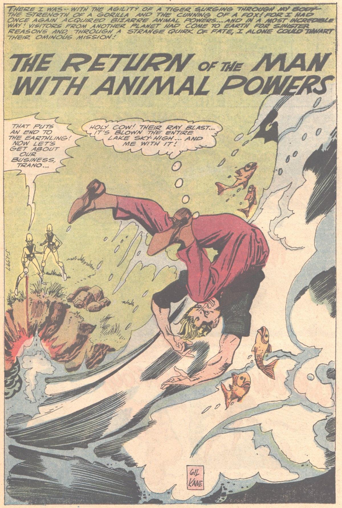 Read online Adventure Comics (1938) comic -  Issue #414 - 21