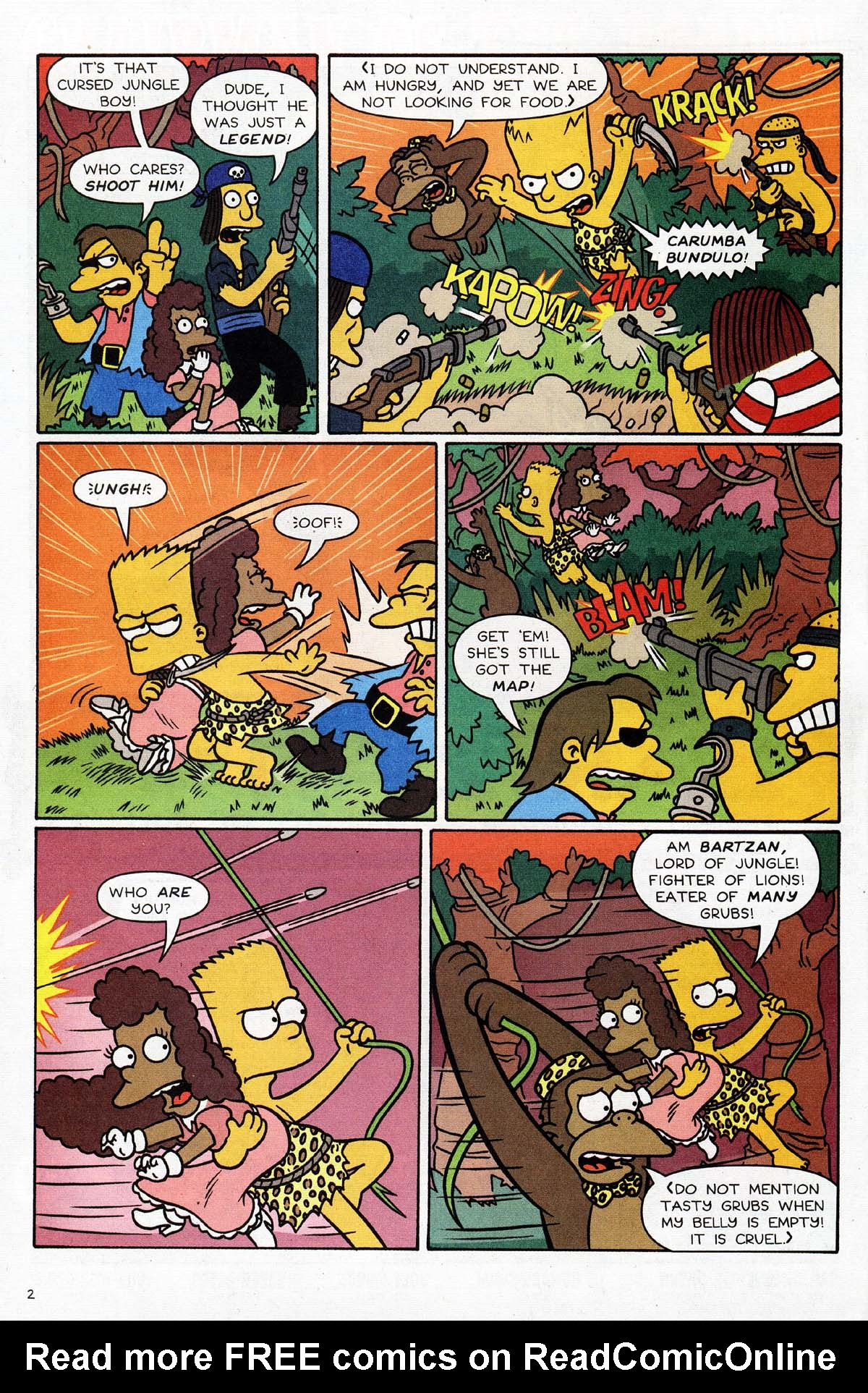 Read online Simpsons Comics Presents Bart Simpson comic -  Issue #13 - 4