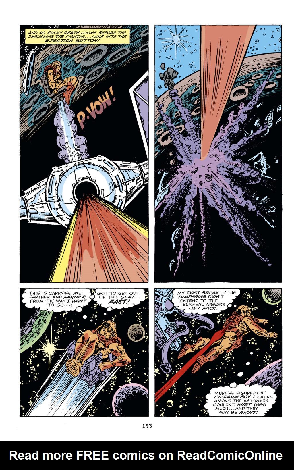 Read online Star Wars Omnibus comic -  Issue # Vol. 14 - 152