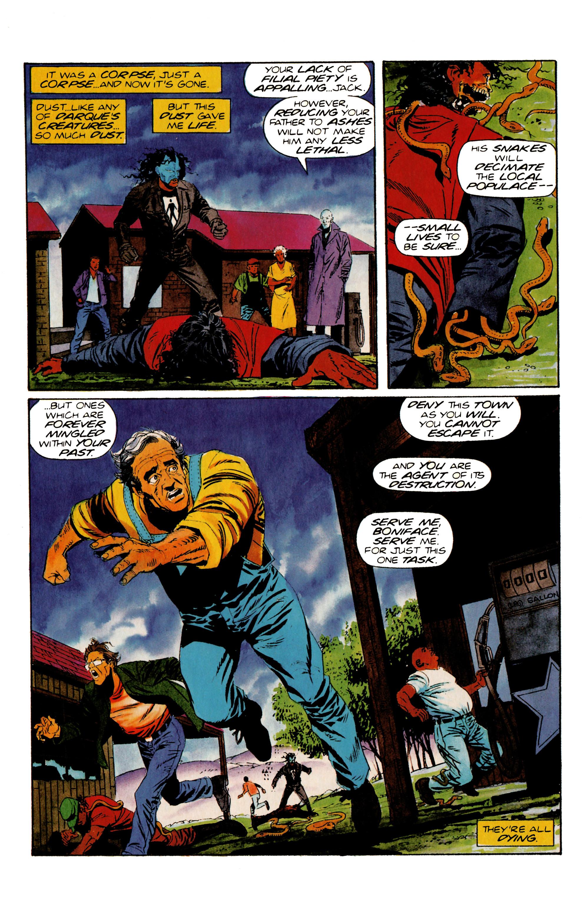 Read online Shadowman (1992) comic -  Issue #20 - 20