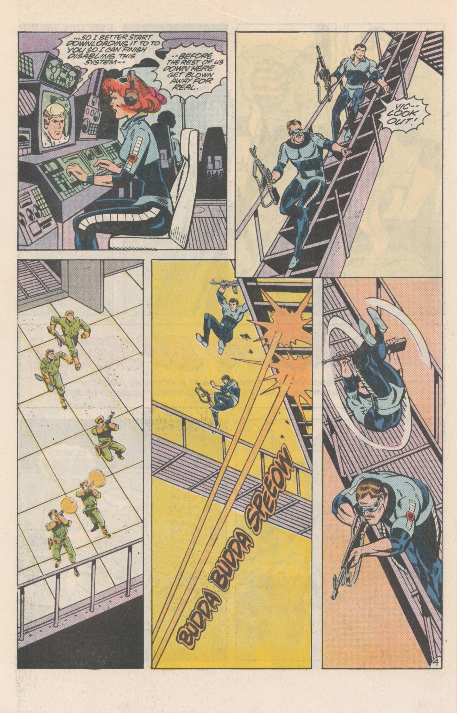 Read online Action Comics (1938) comic -  Issue #628 - 33