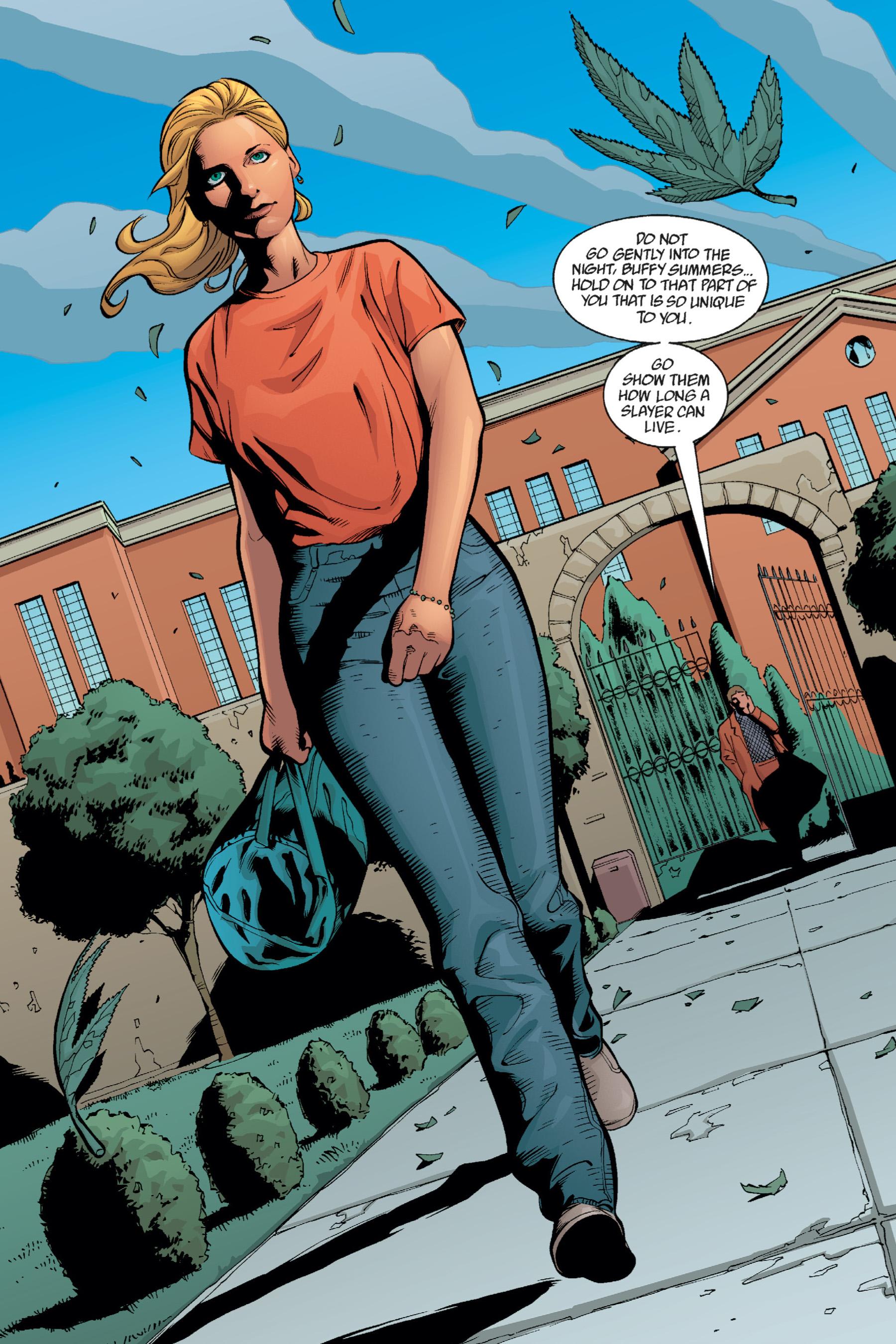 Read online Buffy the Vampire Slayer: Omnibus comic -  Issue # TPB 1 - 295