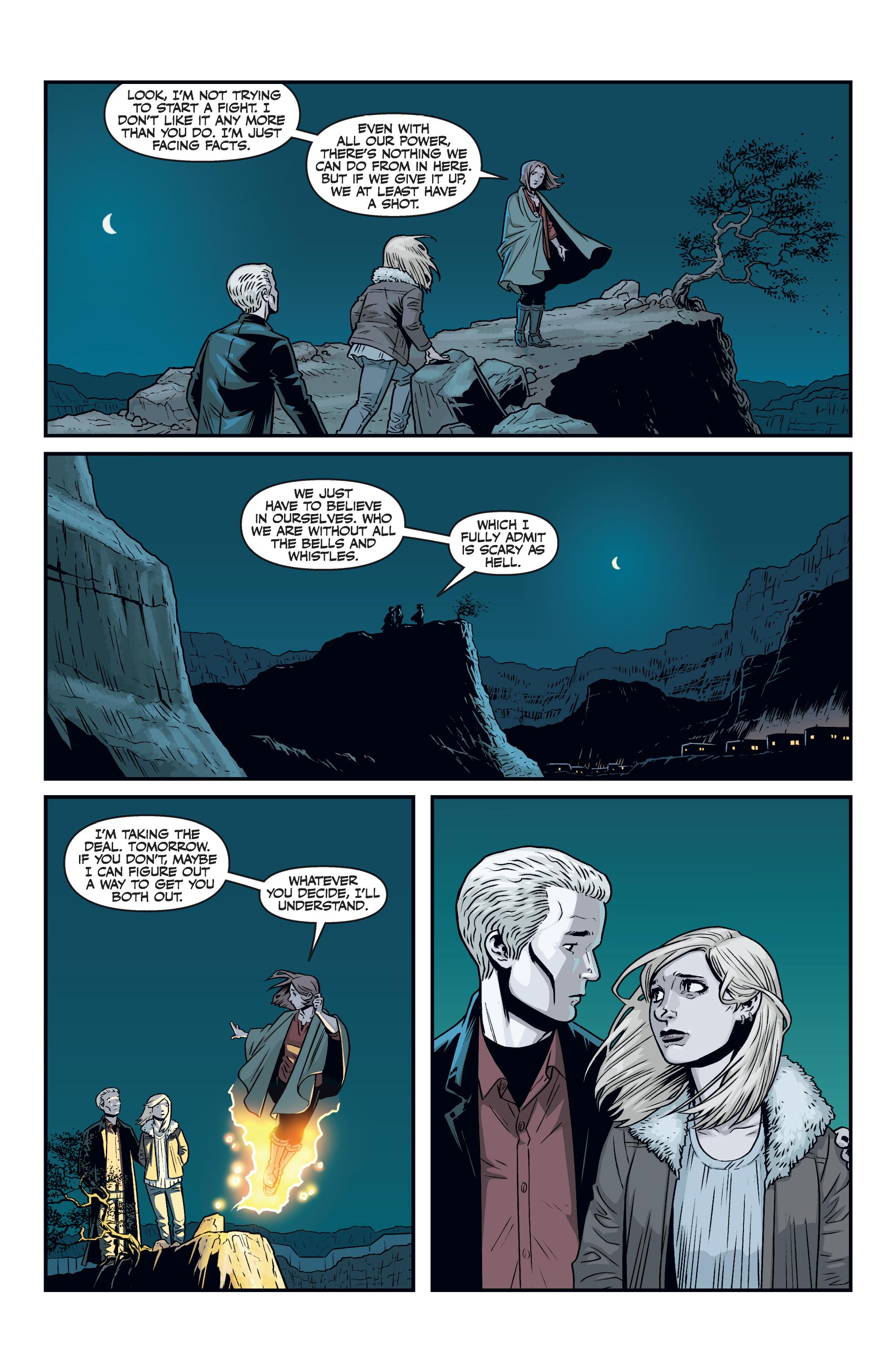 Read online Buffy the Vampire Slayer Season 11 comic -  Issue #7 - 19