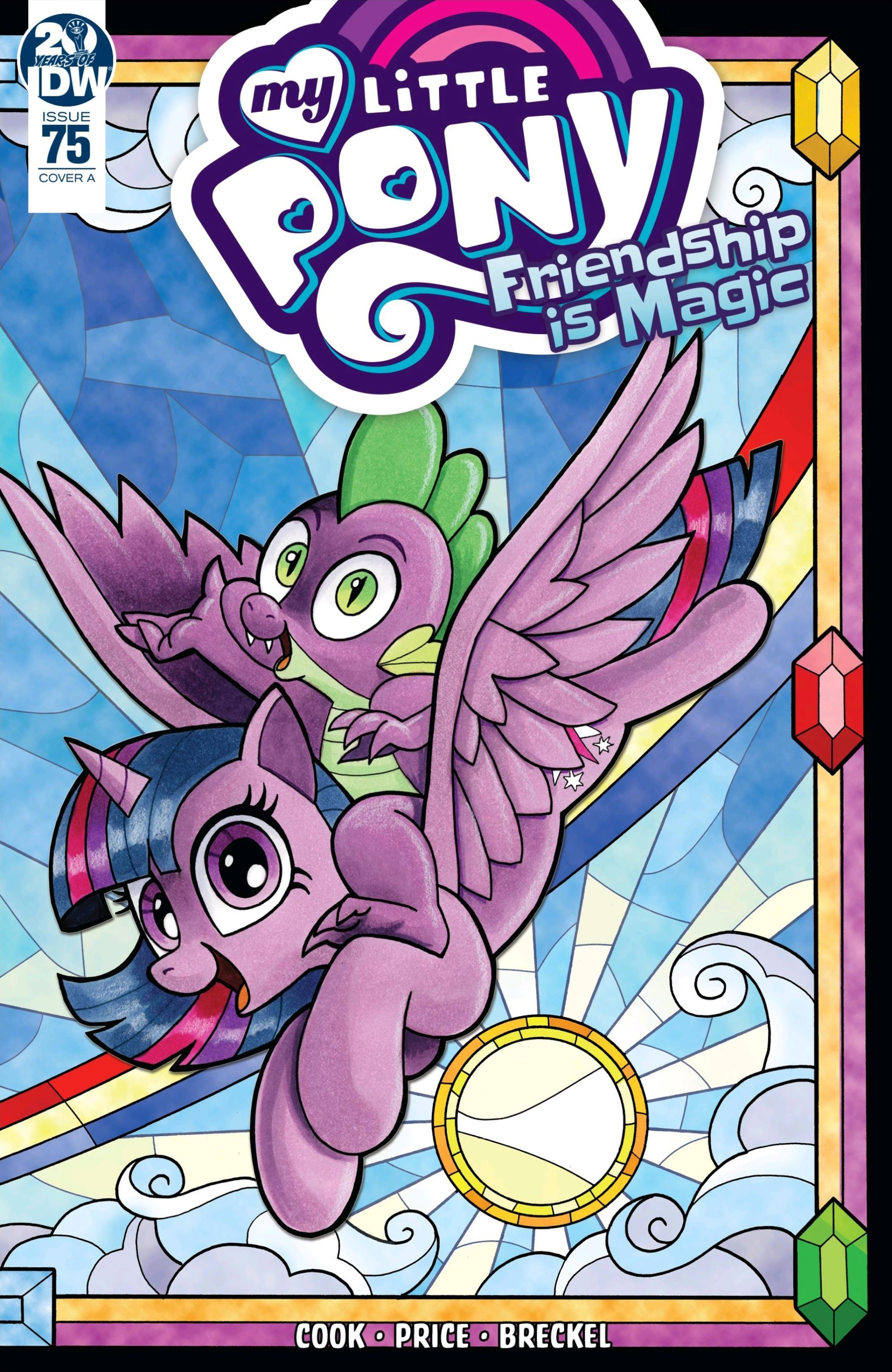 My Little Pony: Friendship is Magic issue 75 - Page 1