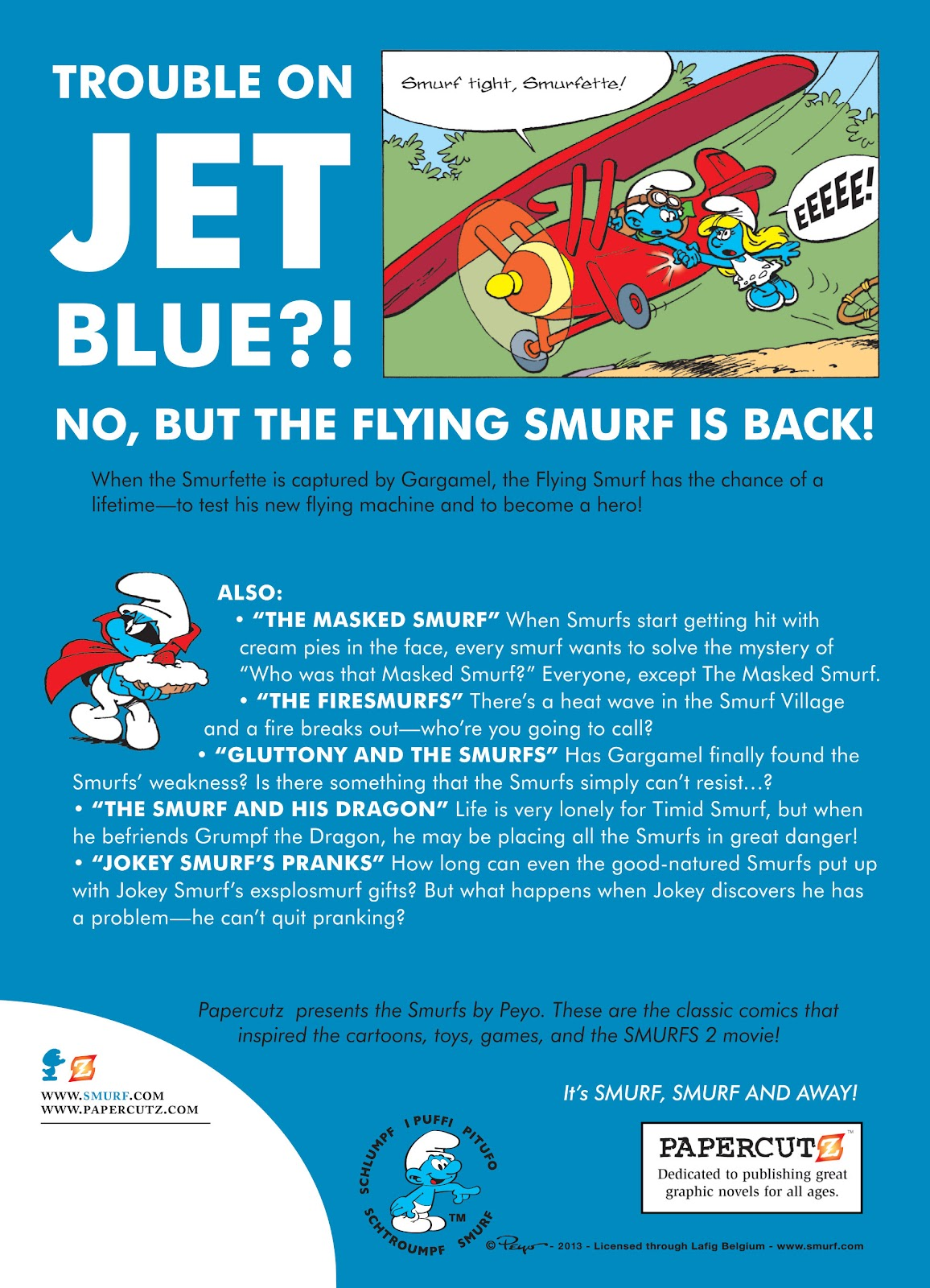 Read online The Smurfs comic -  Issue #16 - 58